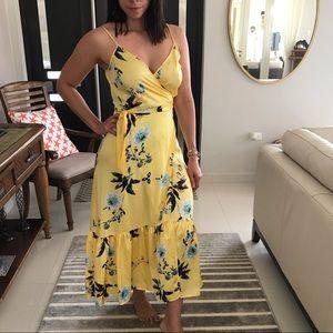 INC International Concepts Dresses - 🏝3x$30🏝 I•N•C beautiful yellow dress